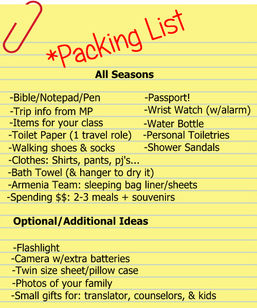 Packing For Uk Travel From Us